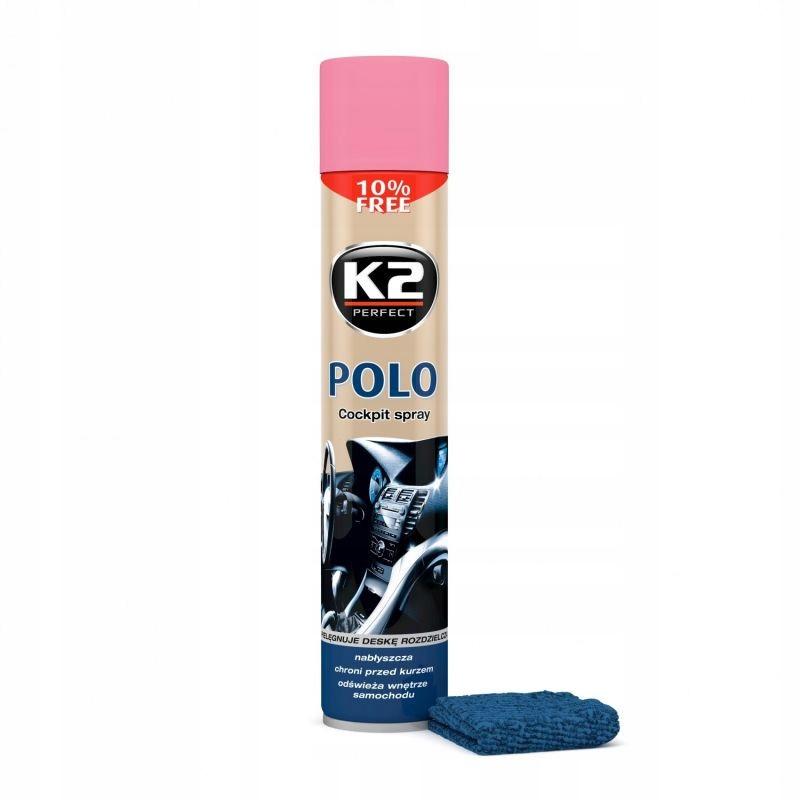 K2 POLO COCKPIT SPRAY DO KOKPITU WOMAN 750ml
