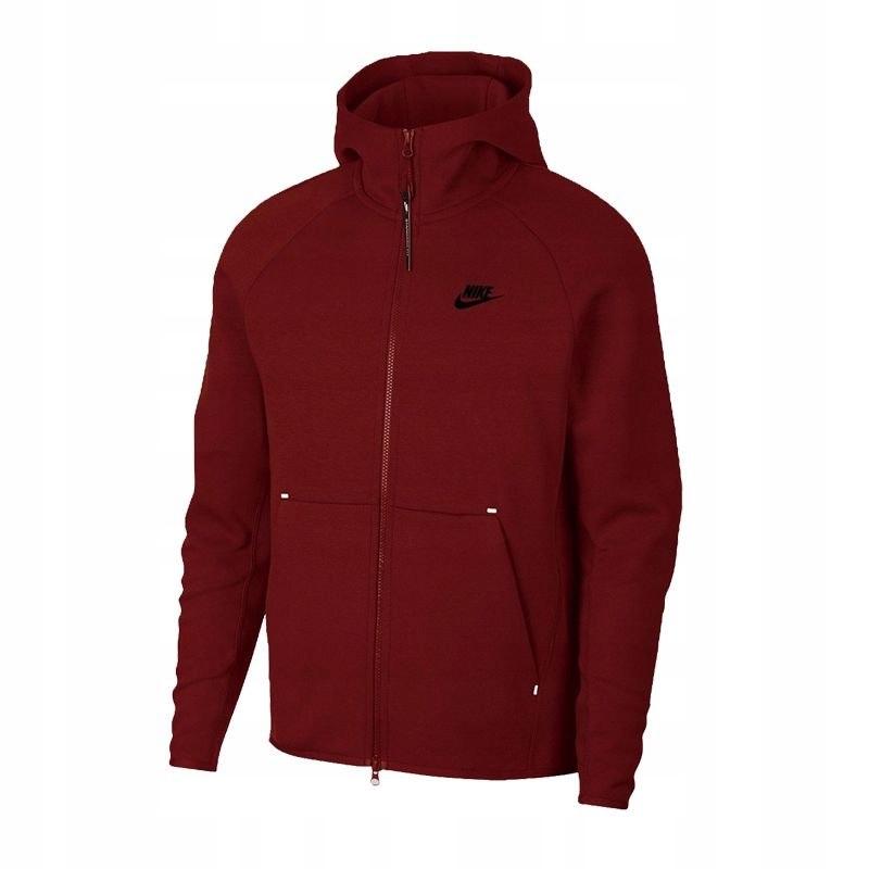 nike nsw tech fleece hoodie fz bluza 451