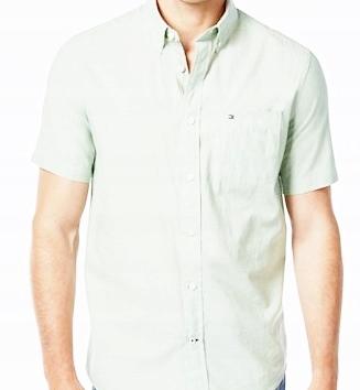 męska koszula 138 pod pachą XXXL biały