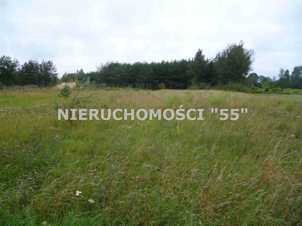 Działka, Dąbrowa Rusiecka, Rusiec (gm.), 2300 m²