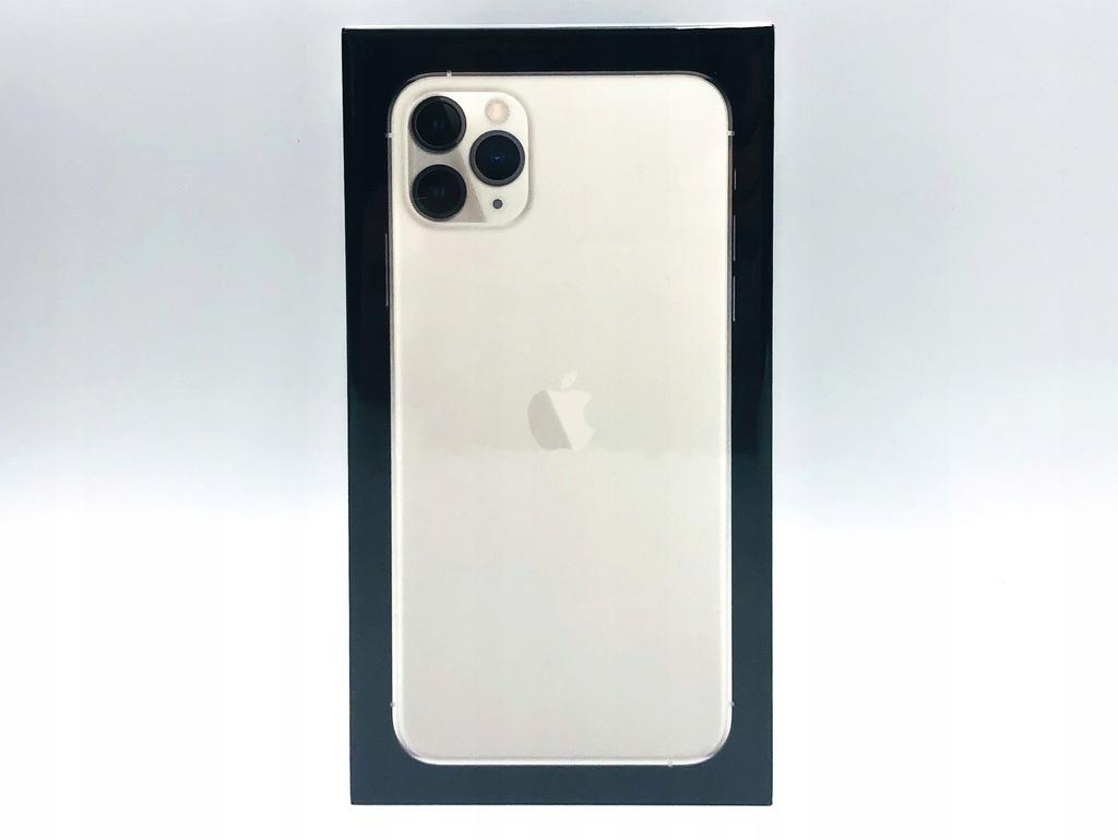 Apple iPhone 11 PRO Max 512gb Srebrny 6700 od ręki