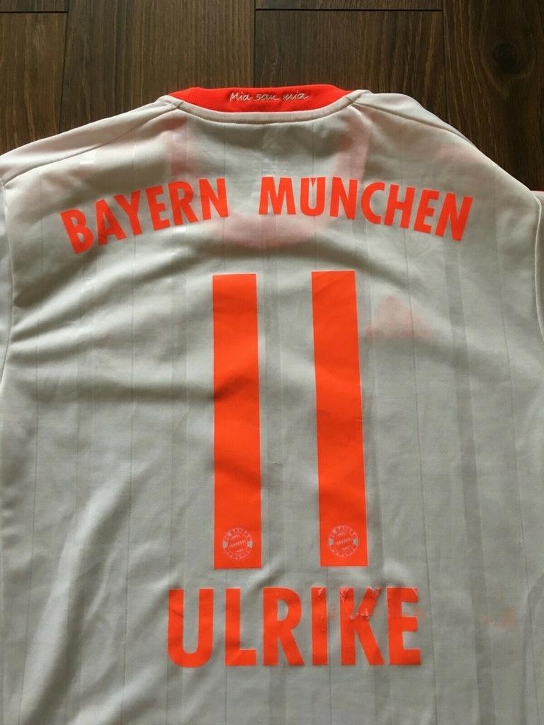 Bayern Monachium adidas L 2012 2013 UNIKAT