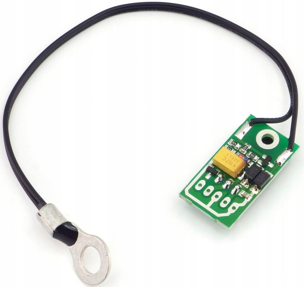 AVT3243 Analogowy regulator obrotów wentylatora