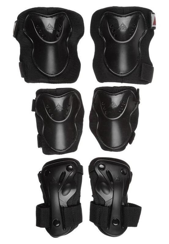 OCHRANIACZE K2 SK8 HERO XS 3pack Wawa Rollinn