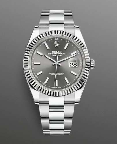 Rolex Datejust 41 NOWY 18ct white gold