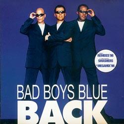 BAD BOYS BLUE - back 1998._CD