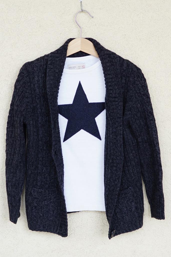 Pandemonium sweterek kardigan r.104