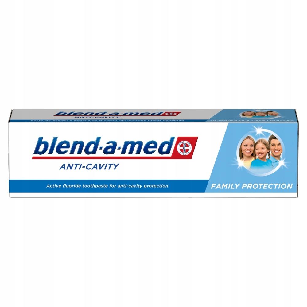 Pasta do zębów blend-a-med family protection 100ml