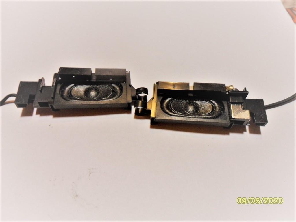 głośniki mały 4 ohm / 1 W , wys. 13 mm - 2 szt