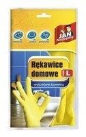 Rękawice domowe uniwersalne rozmiar L 10 sztuk