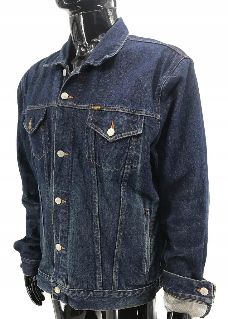 kurtka jeansowa męska rozmiar l