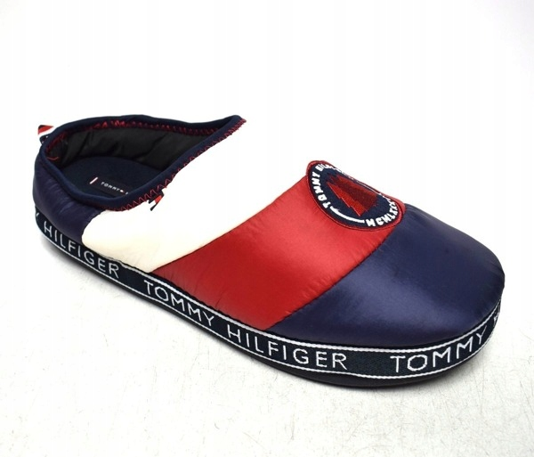 Tommy Hilfiger MOUNTAIN PATCH DOWNSLIPPER 45/46
