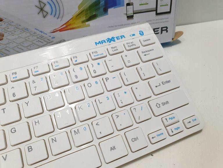 tani nowy koncept sprzedaż usa online klawiatura maxxter