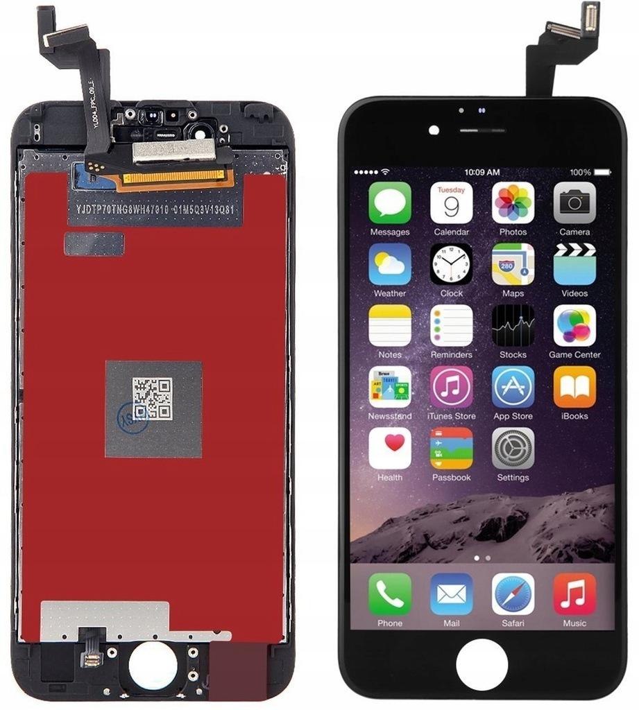 WYŚWIETLACZ LCD EKRAN DOTYK SZYBKA IPHONE 6S BLACK