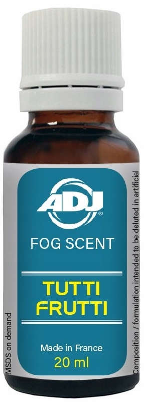 ADJ płyn do wytwornicy - zapach owocowy