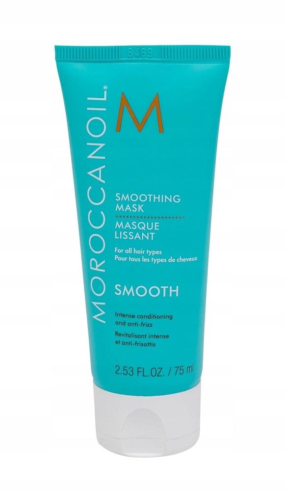 Moroccanoil Smooth Maska do włosów 75ml