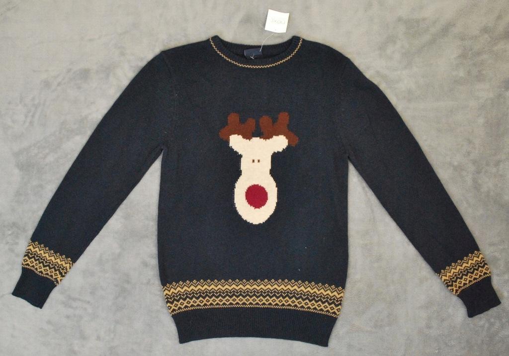 Sweterek 146 cm NEXT nowy