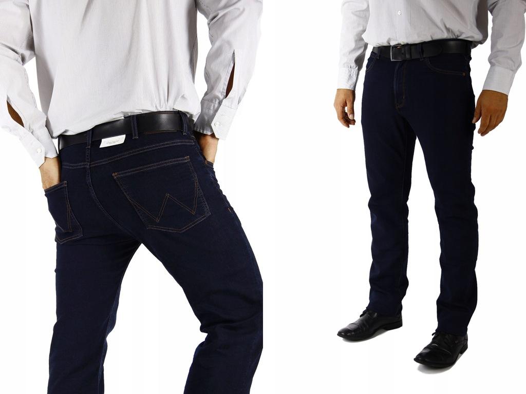 Wrangler Arizona Soft Drive Spodnie Jeansy W31 L30