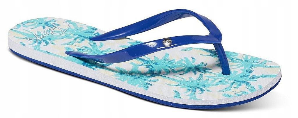 japonki Roxy Portofino - BUF/Blue Print