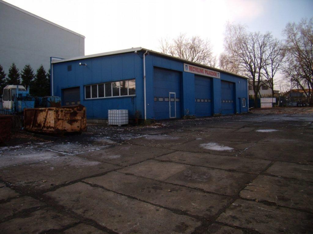 Magazyny i hale, Łódź, Bałuty, 287 m²