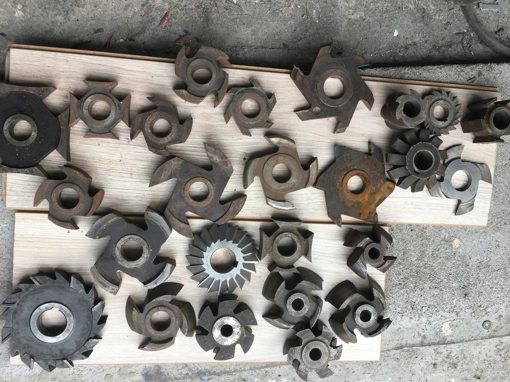 Frezy do drewna