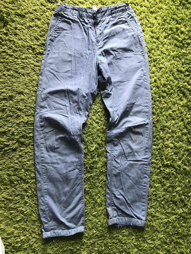 Spodnie ocieplane cool club 164cm gratis