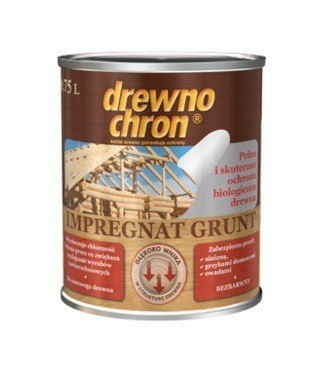 DREWNOCHRON IMPREGNAT GRUNT BEZBARWNY 0.75L uni