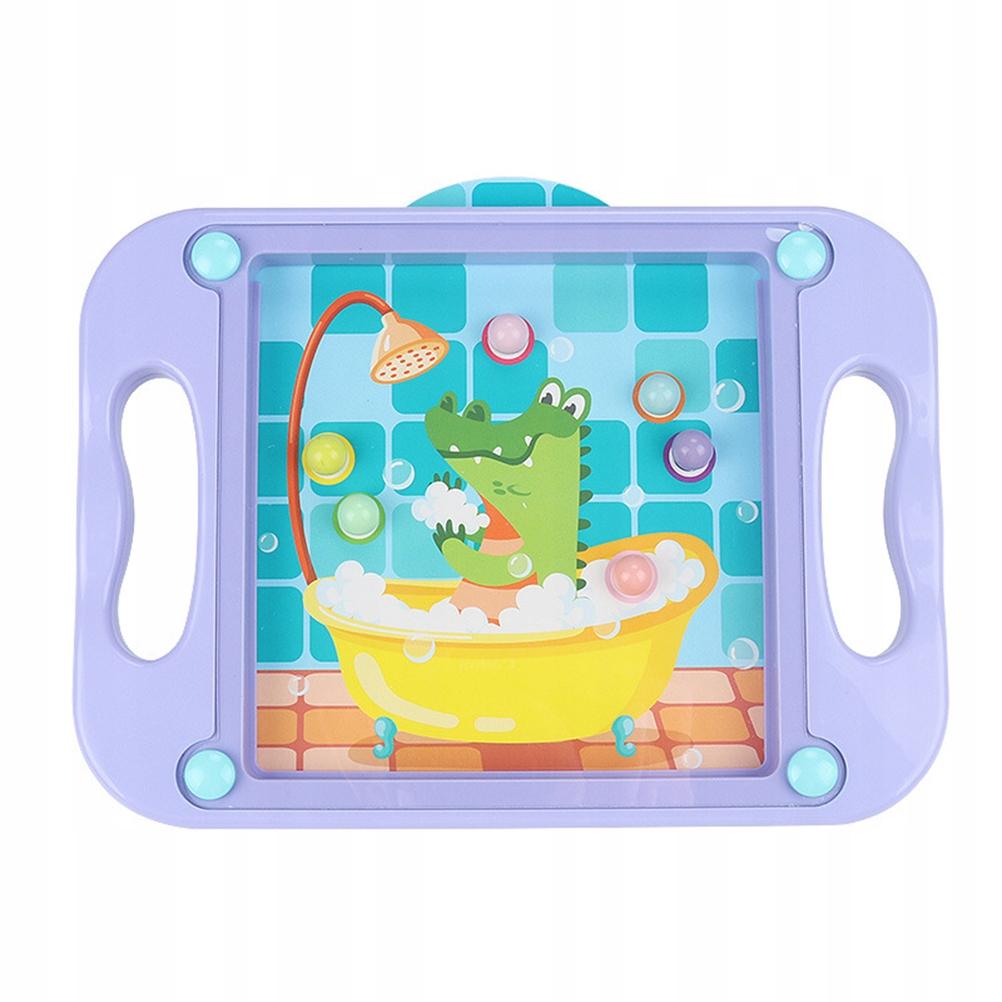 1szt Kolorowy labirynt Puzzle Torba imprezowa Zaba