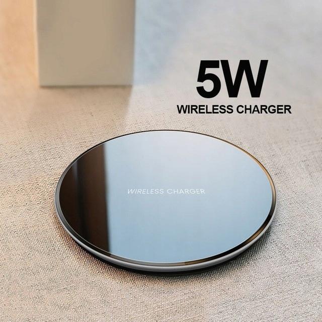 Szybka bezprzewodowa ładowarka iPhone Samsung 4.0