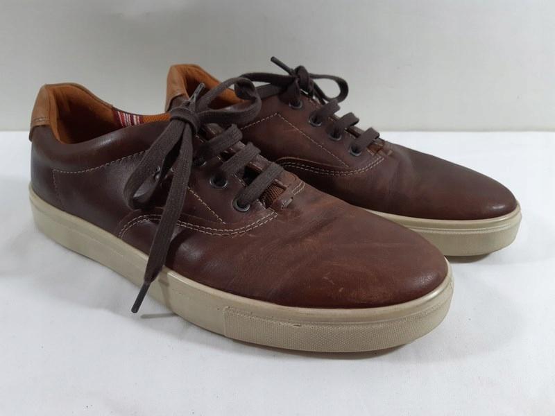 Skórzane buty Ecco rozmiar 42