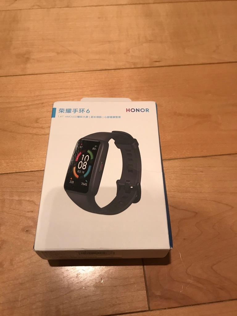 Huawei Honor Band 6 nowa opaska dostępna od ręki
