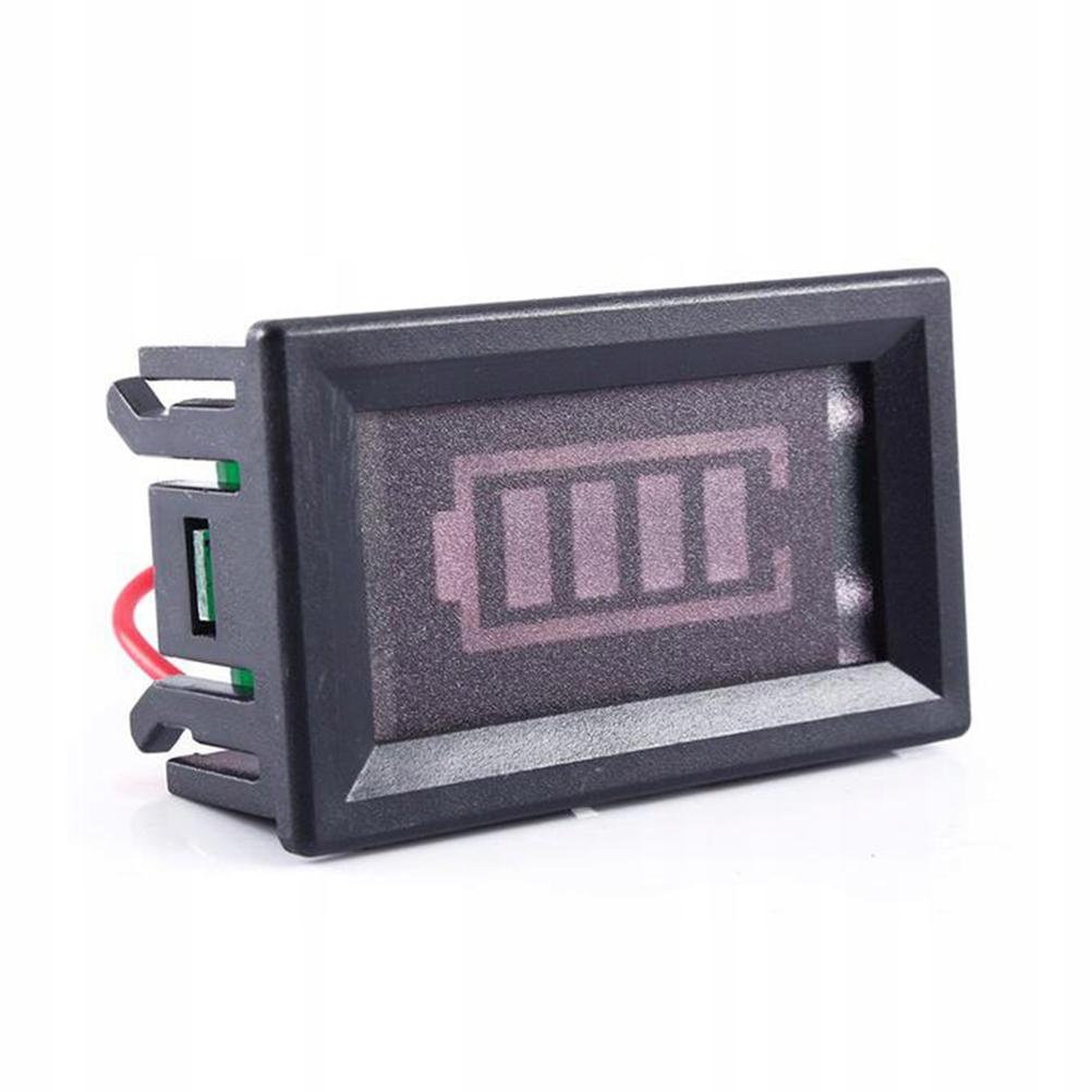Miernik uprawiam LED 12V dla oblowiowo-kwasowego
