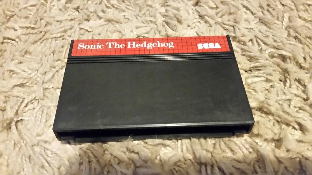 Sonic the Hedgehog Sega Master System
