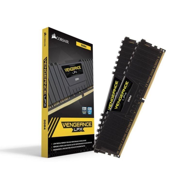 PAMIĘĆ CORSAIR VENGEANCE DDR4 16GB 2666MHZ CL16