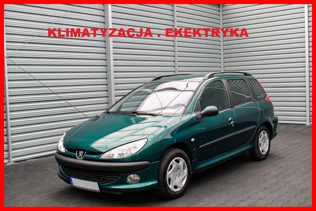 Peugeot 206 Sw Klimatyzacja 1 4i Instalacja 9069018548 Oficjalne Archiwum Allegro