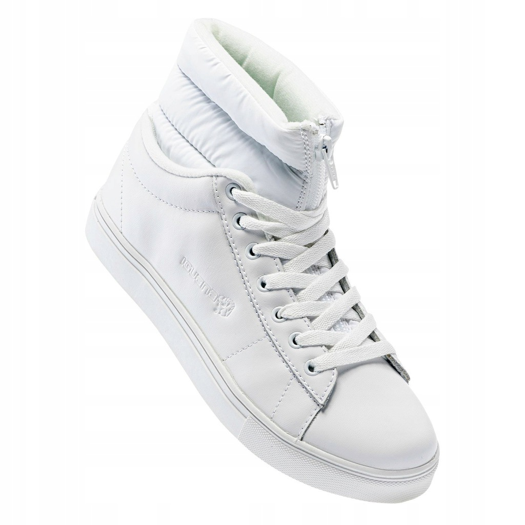 damskie buty sadie w 3806 white iguana