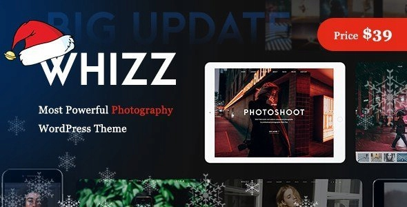 Photography | Whizz Photography Wordpress Szablon