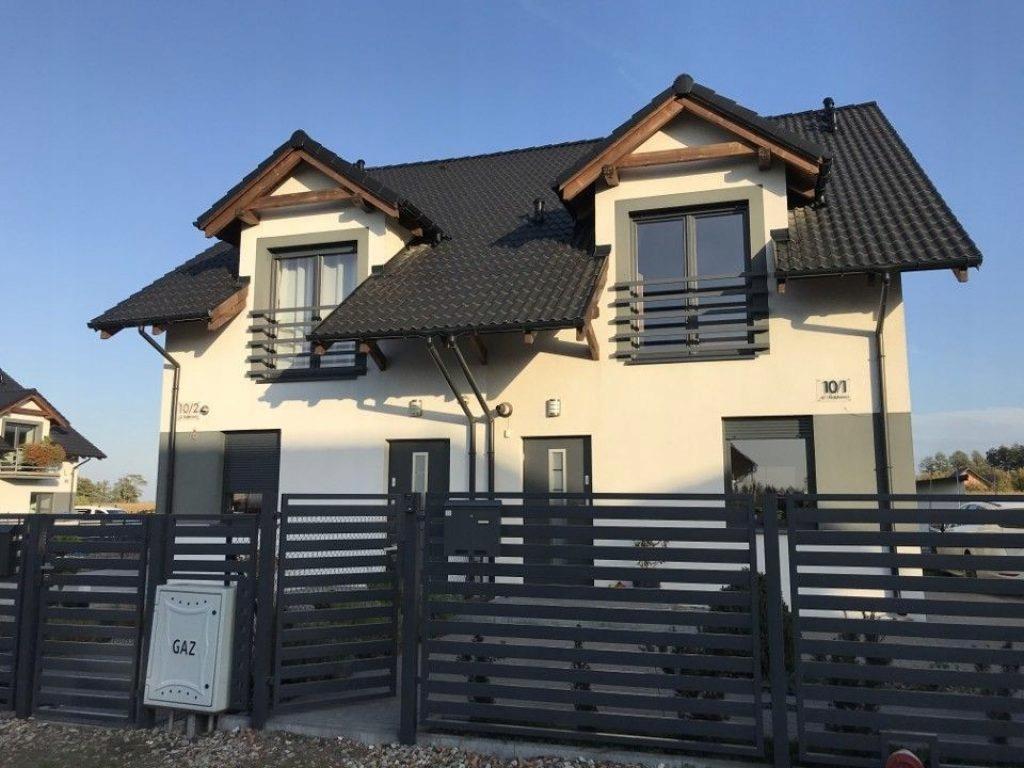 Dom Komorniki, poznański, 111,00 m²