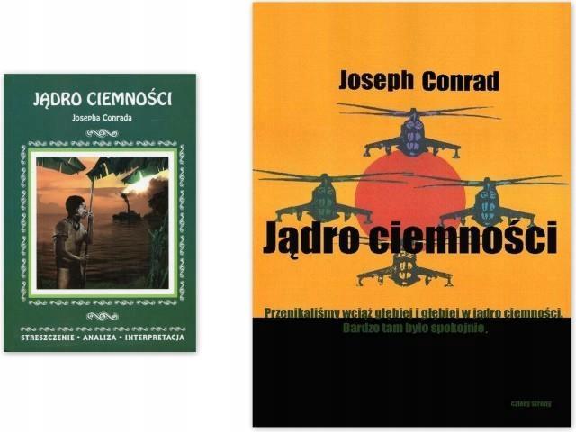 Streszczenie Jądro Ciemności Josepha Conrada Oprac