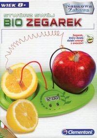 Bio zegarek naukowy zestaw wyprodukuj energię