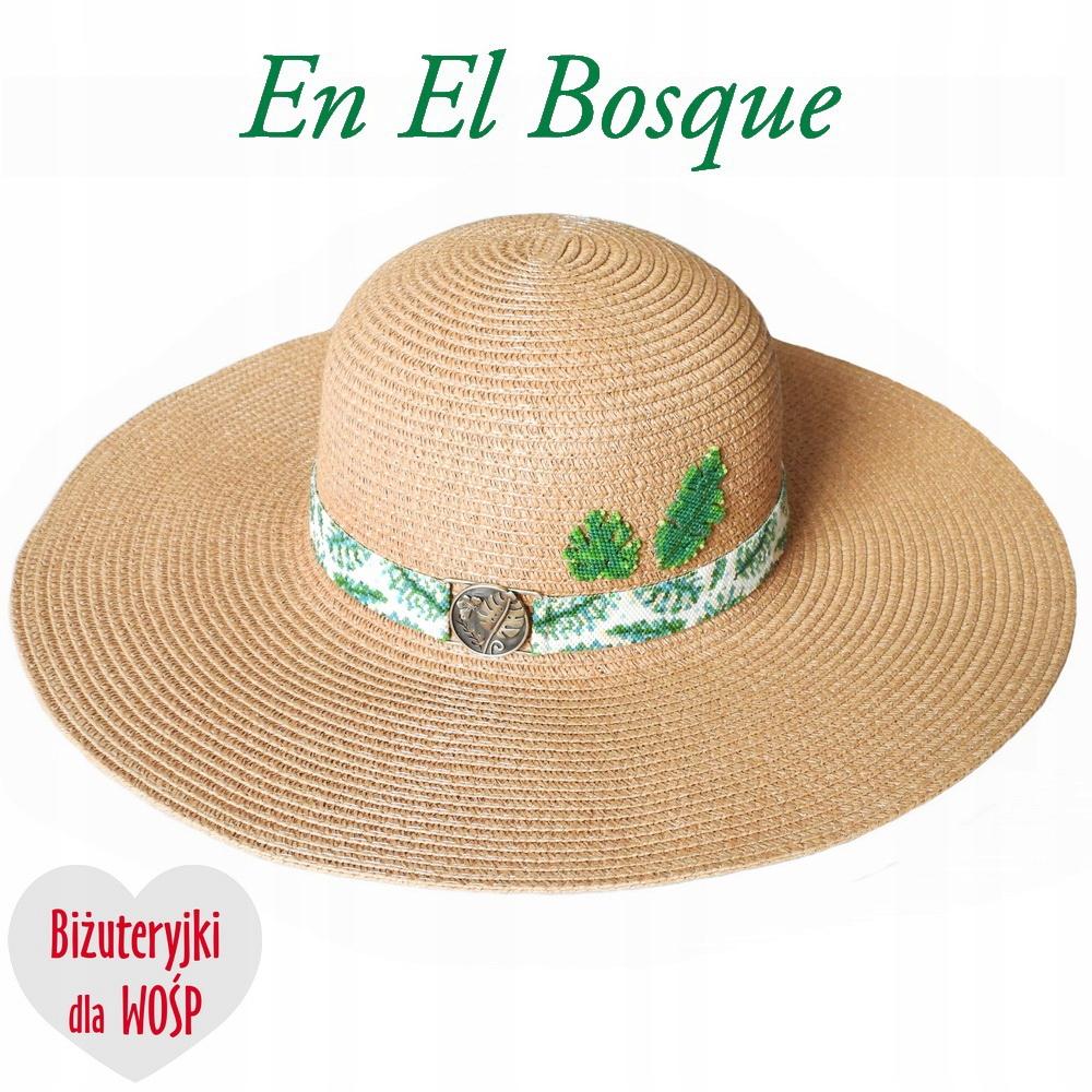 16 EN EL BOSQUE – kapelusz – BIŻUTERYJKI