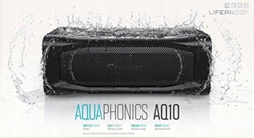 Wodoodporny Głośnik przenośny Aquaphonics AQ10