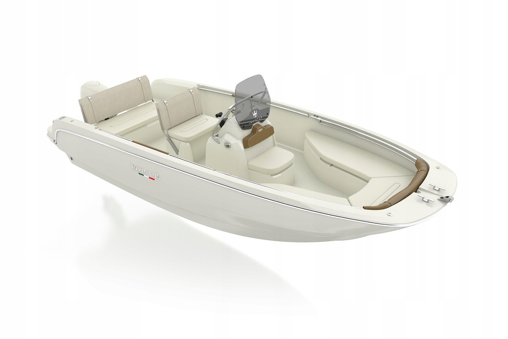 Ekskluzywny jacht motorowy - Invictus 190FX