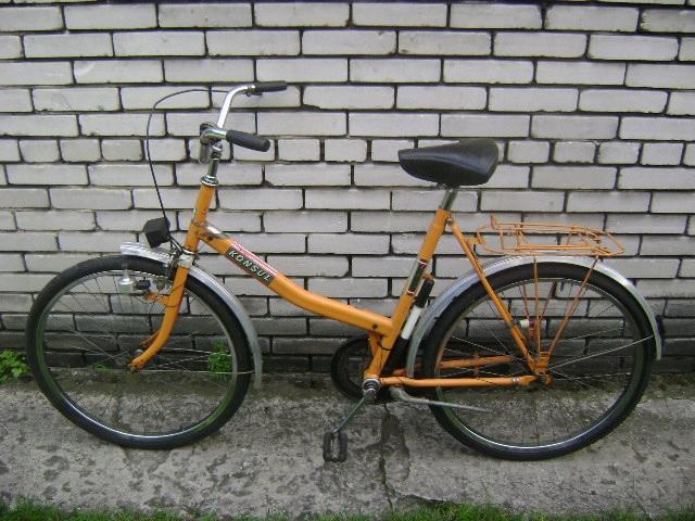 Unikat rower romet konsul 1988r
