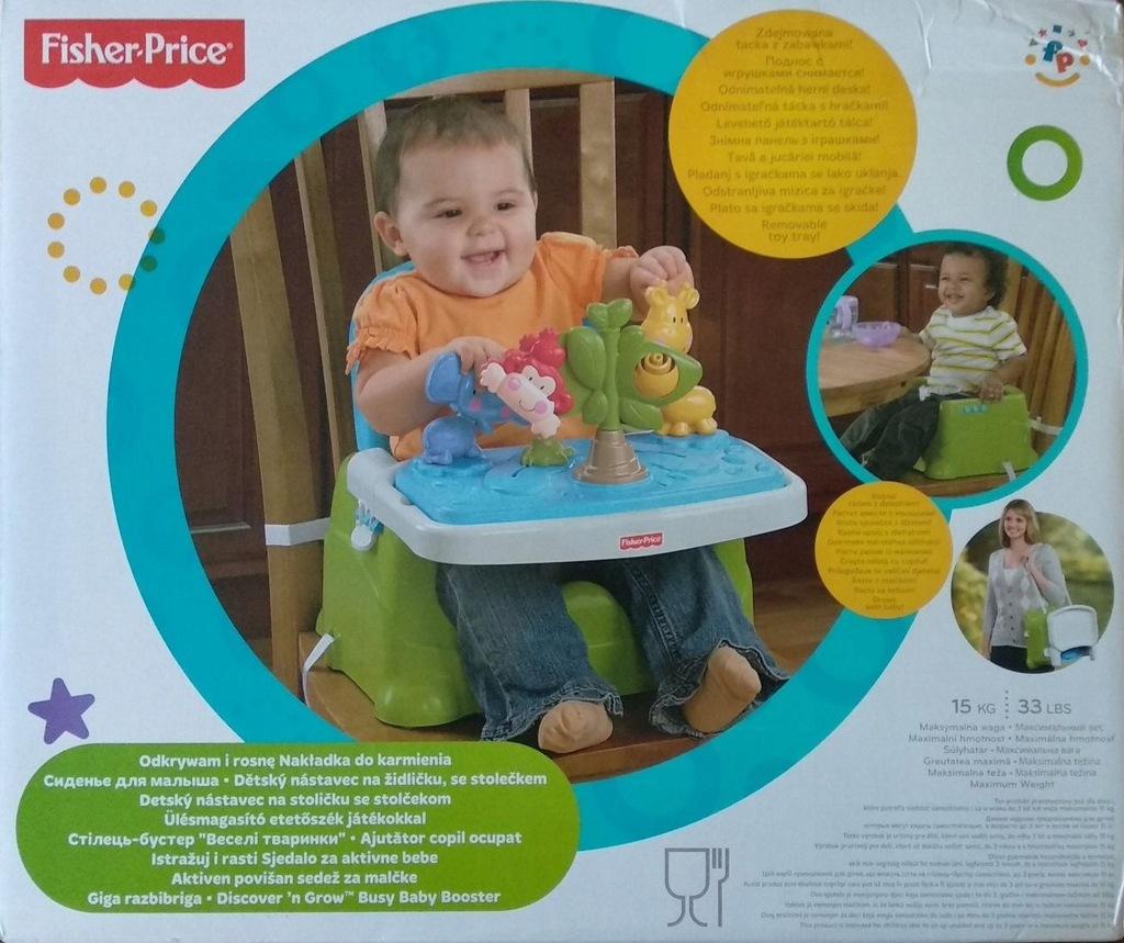 Nakładka do karmienia, krzesełko - Fisher Price