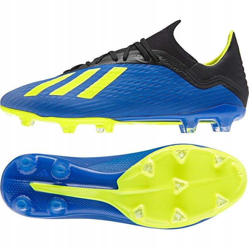 adidas x 18.2 mężczyźni fg buty piłkarskie