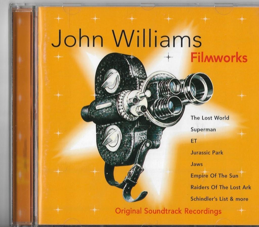 John Williams - Filmworks- 1997 - CD