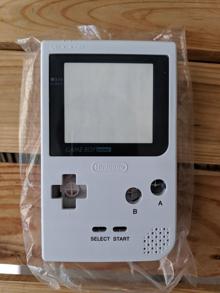Obudowa Game Boy Pocket