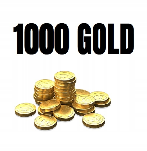 1000 ZŁOTO GOLD DUBLONY WORLD OF TANKS WOT WARSHIP