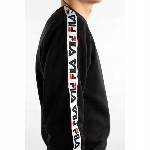 Bluza Fila AREN CREW 682363 002 XL BLACK